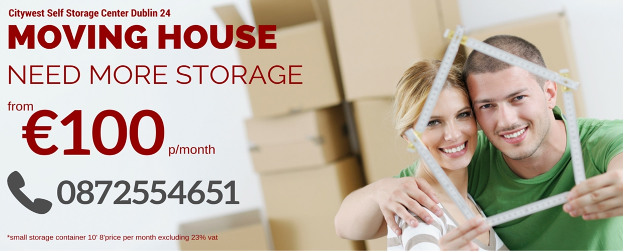 Citywest Self Storage Center South Dublin 24