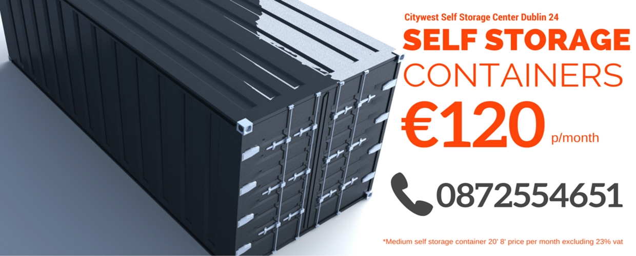 Citywest Self Storage Center South Dublin 24 (1)